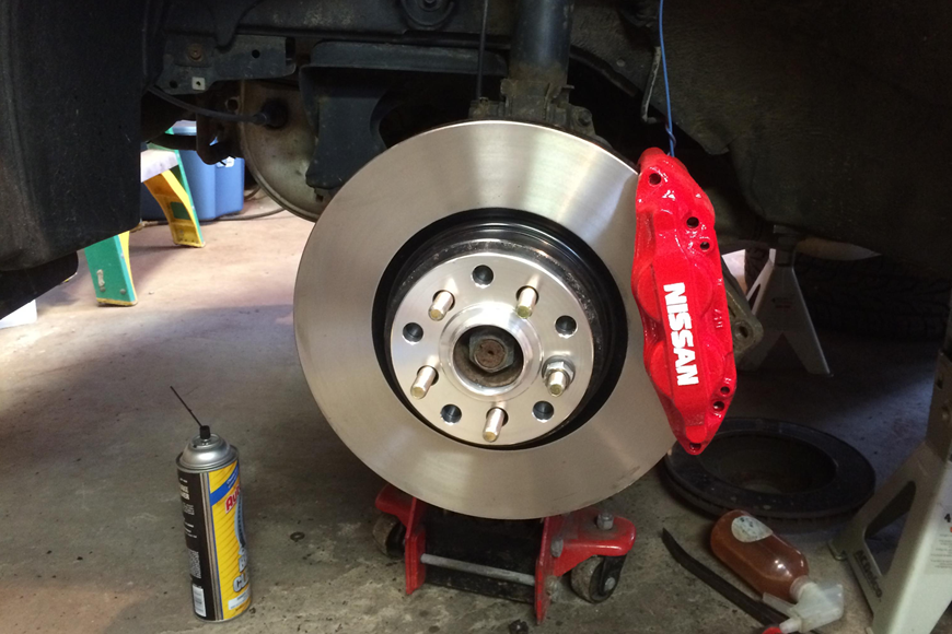Brake Pads Replacement Blanchardstown