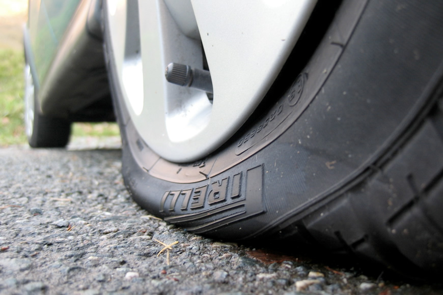 Puncture Car Tyre Blanchardstown