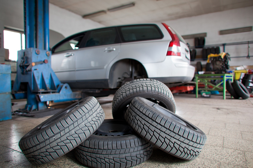 Tyre Fitting Blanchardstown